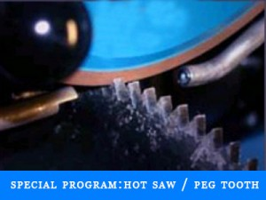 Cold Saw Blades, Sharpening and New Tooth Making | Tough Tools